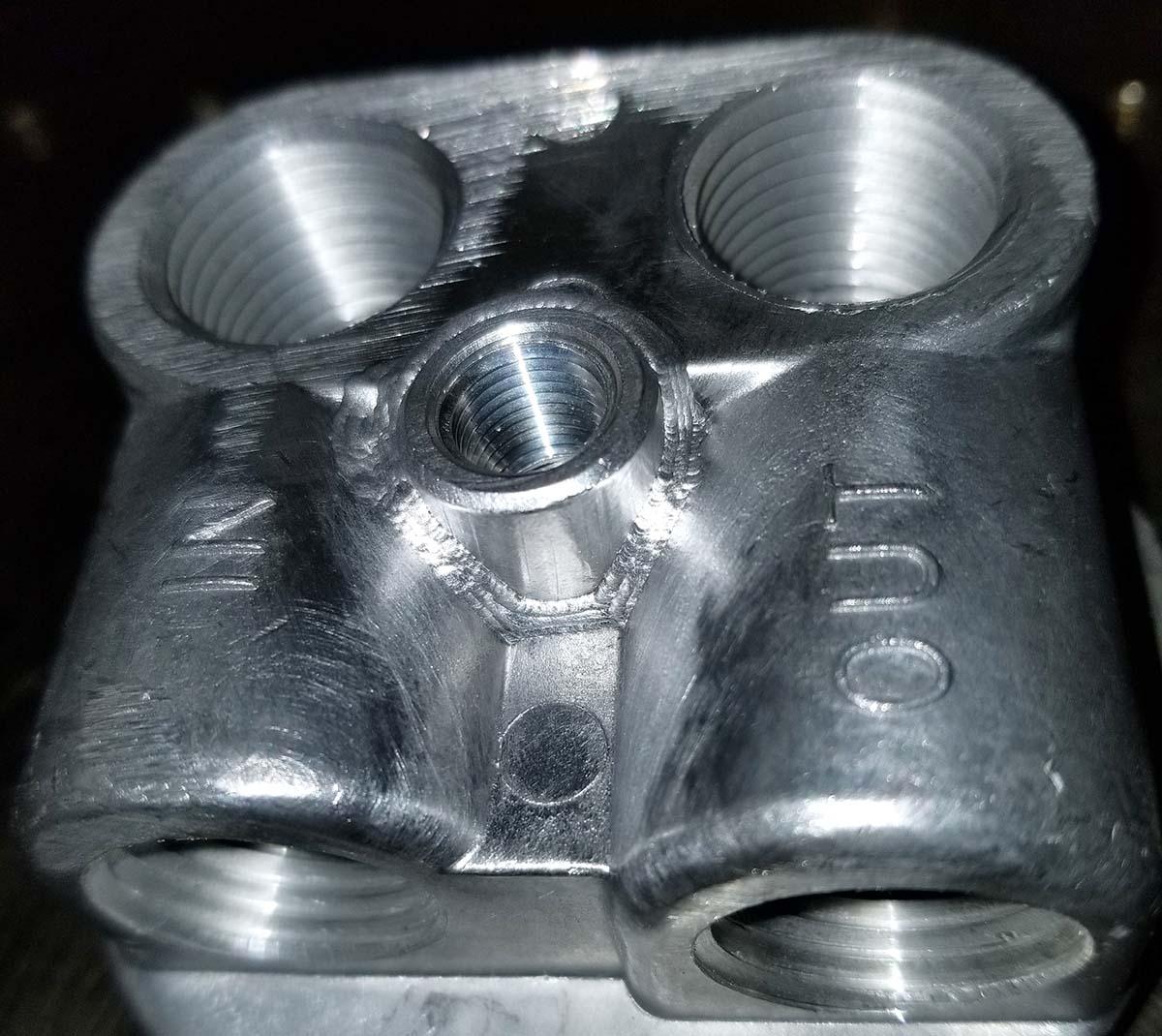TIG and YAG laser welding, Keller's Fine Line Welding